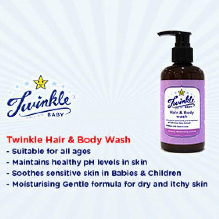 Hair Body Wash