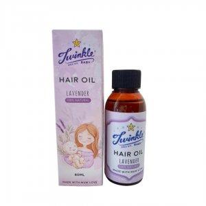 Hair Oil Lavender 80ml