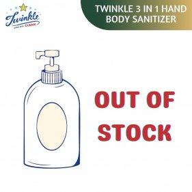 3-in-1 Hand + Body Sanitizer 250ml