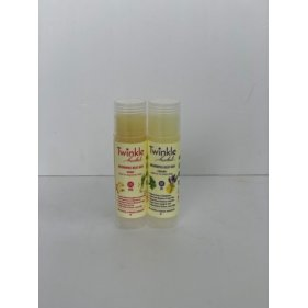 Travel Size Twinkle Herbal (Cooling) & (Warm) Multi-Purpose Relief Balm