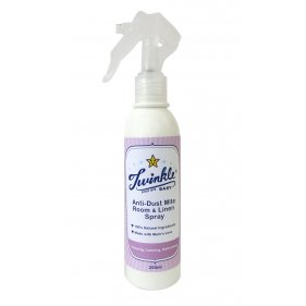 Anti Dust Mite Room/Linen Spray 250ml