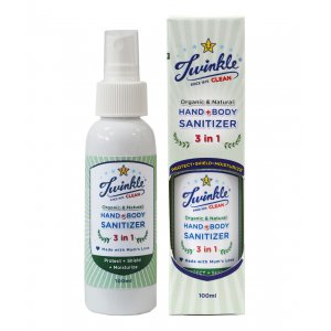 3-in-1 Hand + Body Sanitizer 100ml